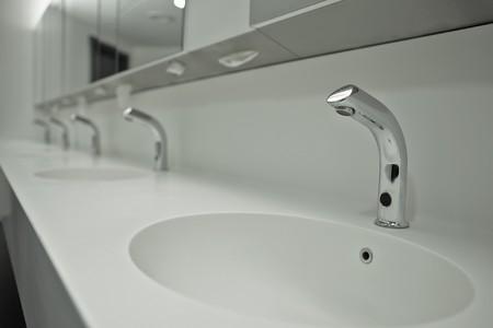 Le WC public frais