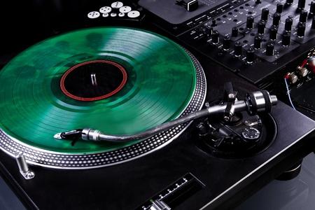 audio mixer: Dj