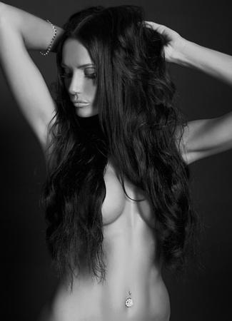 Photo of beautiful woman Stock Photo - 12961954