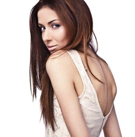 Photo of beautiful woman  photo