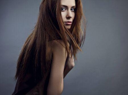 Photo of beautiful woman Stock Photo - 12960389