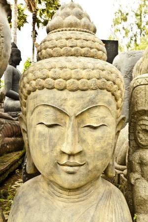 Ancient stone sculpture   photo