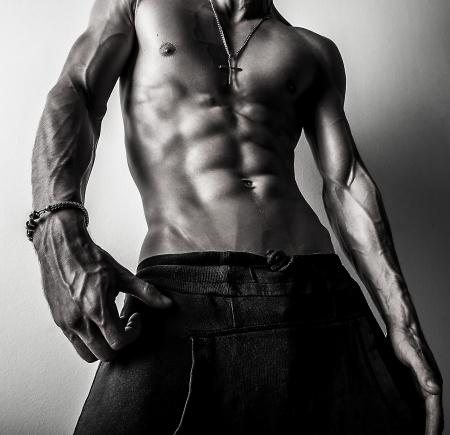 Beauty Männer Torso Naked body