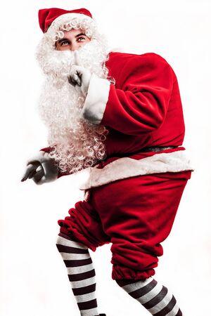 Santa Claus   Stock Photo - 16956487