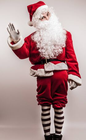 Santa Claus   Stock Photo - 16956857