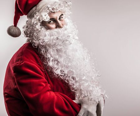 Santa Claus   Stock Photo - 17058389