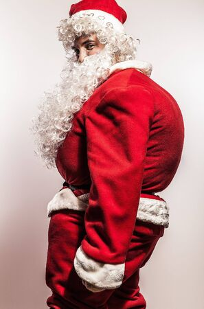 Santa Claus   Stock Photo - 17059043