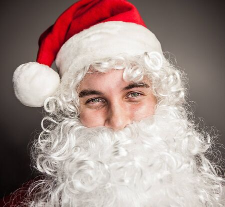 Santa Claus   Stock Photo - 16956986