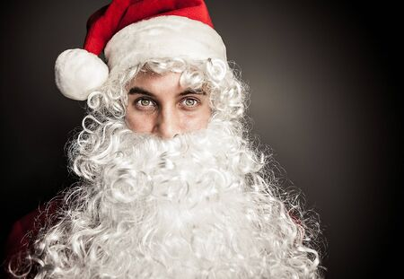 Santa Claus   Stock Photo - 16956780