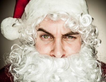 Santa Claus   Stock Photo - 16956476