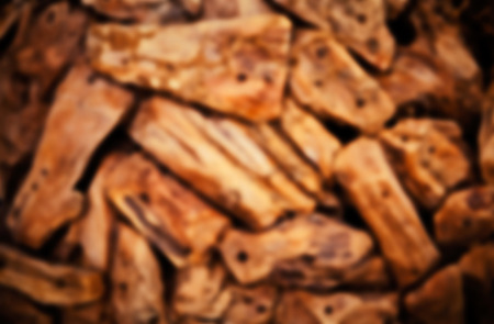 woodcutting: Blurred old colorfull empty rustic grunge wooden backgroud.