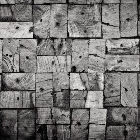 blackwhite: Black-white photo of wooden texture as background.