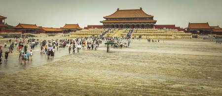 BEIJING, Ð¡HINA - JUNE 03: Traditional Chinese Opera at Beijing. Editorial