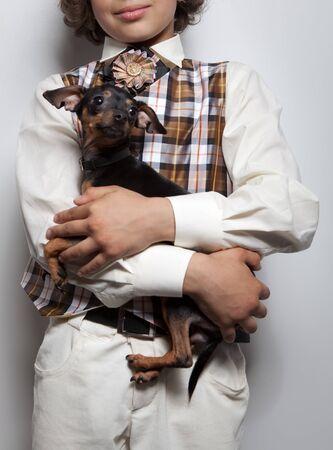 Fashion designer clothes close-up. Standard-Bild - 139190393