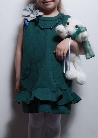 Fashion designer clothes close-up. Standard-Bild - 139190322