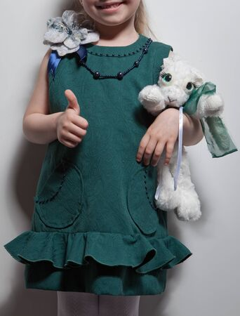 Fashion designer clothes close-up. Standard-Bild - 139190444