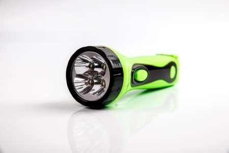 torchlight: White background flashlight