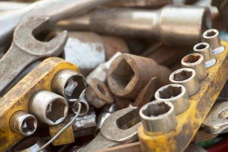 Work Tool, Car, Repairing, Mechanic, Hand Tool