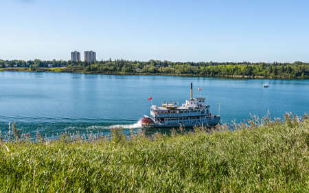 Riverside on bow river