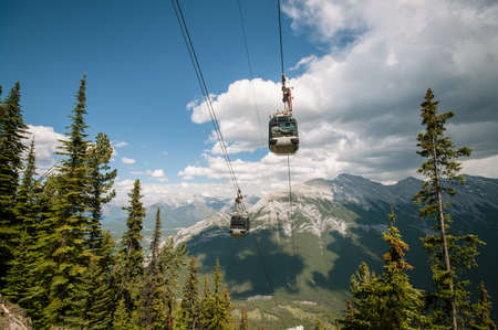 banff national park: Banff Gondola