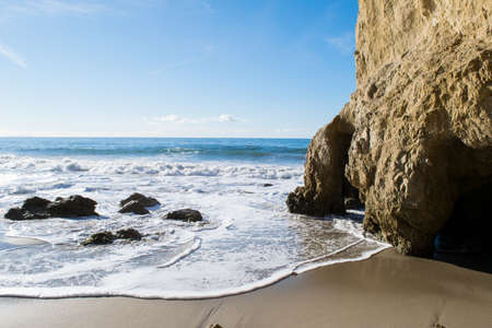 El Matador state park in Malibu Beach