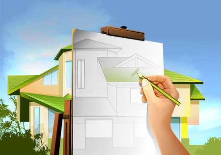 architectural detailing: Architectural Drawings