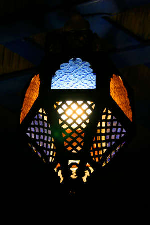 Llightning equipment in Morocco Stock Photo