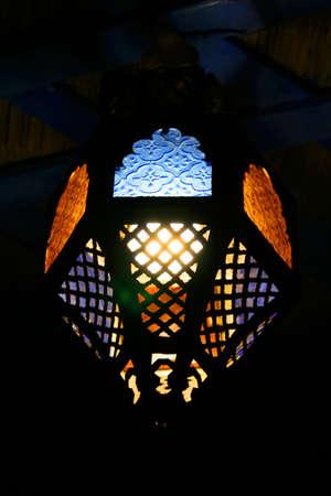 Llightning �quipement au Maroc Banque d'images