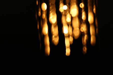 Fond sombre lumi�re et les effets