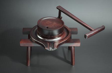 farm implements: grinding equipment