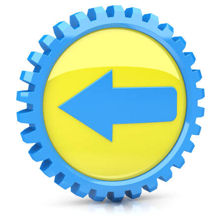 Icono de flecha atr�s
