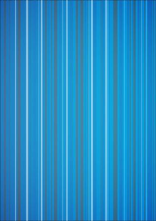 Blue Lit Vertical Stripes Background