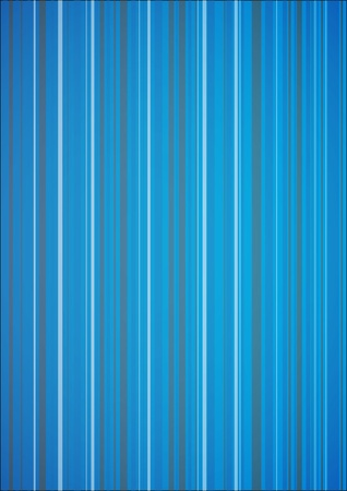 Blue Lit Vertical Stripes Background