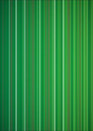 Green Lit Vertical Stripes Background