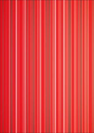 Red Lit Vertical Stripes Background