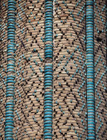 kur'an: Ince Minareli Medrese,detail. Madrasah with thin minaret Konya, Turkey