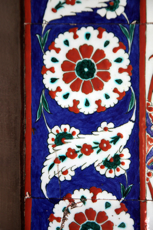 edirne: Interior of Selimiye Mosque,Edirne