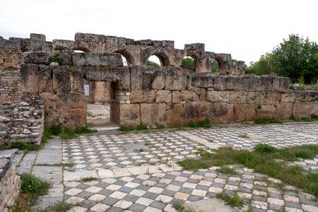 Aphrodisias was a ancient Greek city in western Anatolia, Aydin, Turkey