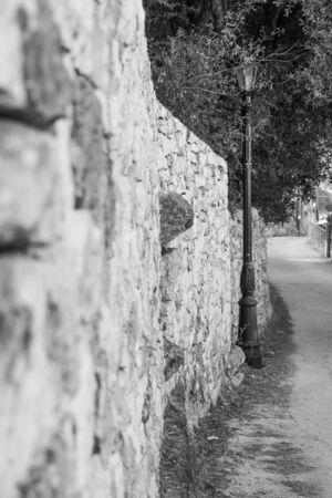stonework: Stonework Wall
