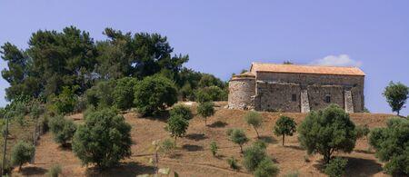 byzantine: Byzantine church