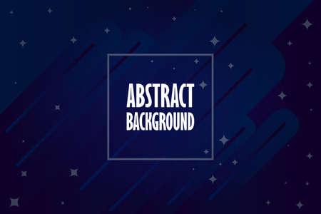 Gradient geometric background. Galaxy concept. Vector design.