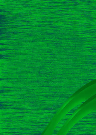 green background with texture appropriate for business Banco de Imagens - 14110086