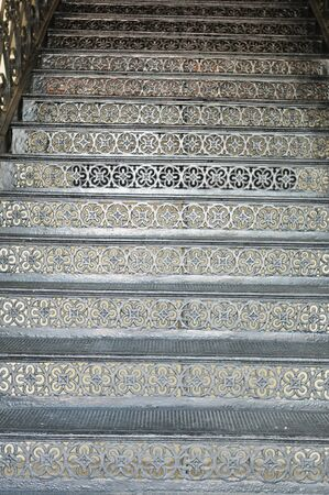 ornamental steel stairs
