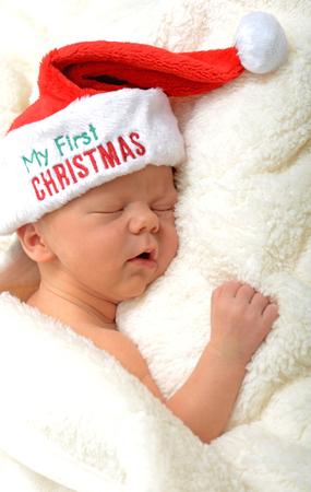 weihnachten mit baby feiern deko ideen geschenke