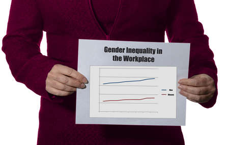 inequality: gender inequality in the workforce