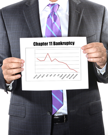 chapter 11 bankruptcy concept