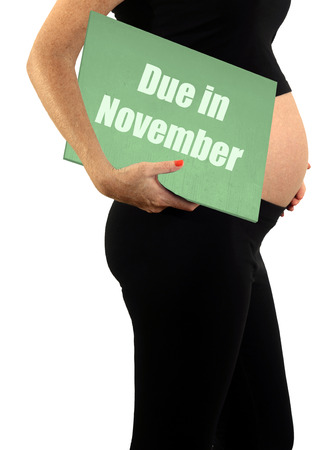 Pregnancy and November Due Date