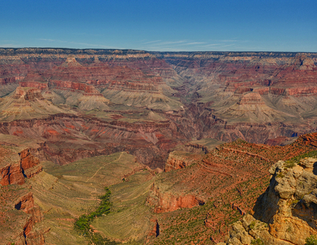 western united states: Grand Canyon in the western United States Stock Photo