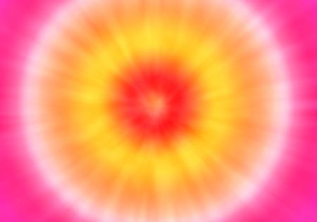 een roze psychedelische achtergrond met een retro look Stockfoto