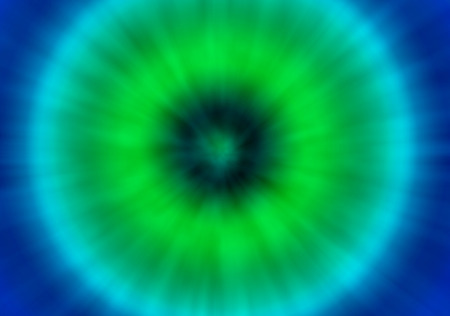 spiral: a green and blue colorful psychedelic tie dye background with a retro look